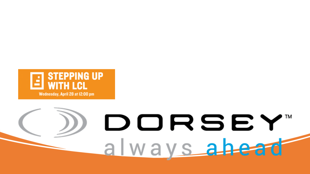 Stepping Up for Well-Being Gold Sponsor: Dorsey