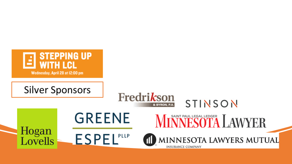 Stepping Up for Well-Being Silver Sponsors